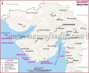 Gujarat beaches