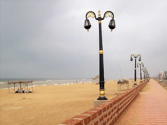 Sea beach puri