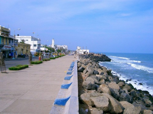 Puducherry coastal tourism