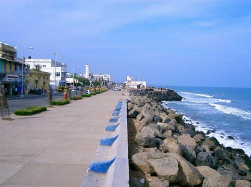 Puducherry coastal tourism